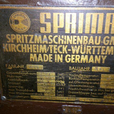 T 1099 SPRIMAG_TIT serial number